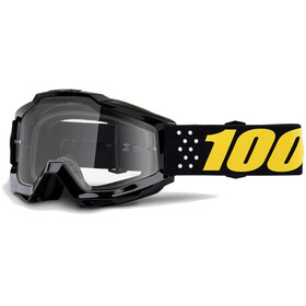 100% Accuri Anti Fog Clear Goggles Pistol